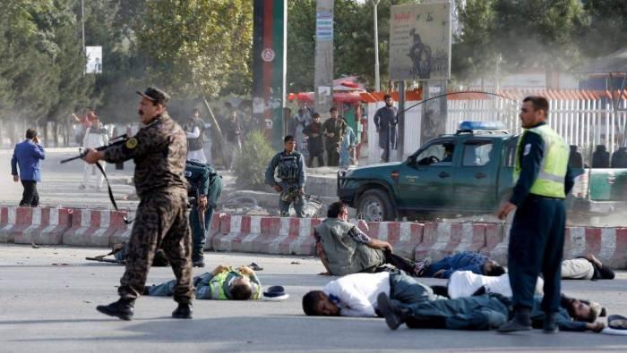 Kaboul: un attentat pour le retour de Dostum