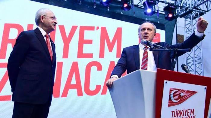 """""""Kılıçdaroğlunun mövqeyi CHP-ni çökdürəcək"""" - İncə"""
