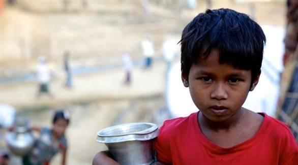 خبراء: نصف الهاربين من ميانمار...أطفال