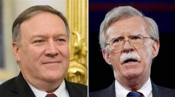 حملة أمريكية لإجبار إيران على وقف دعمها للجماعات الإرهابية