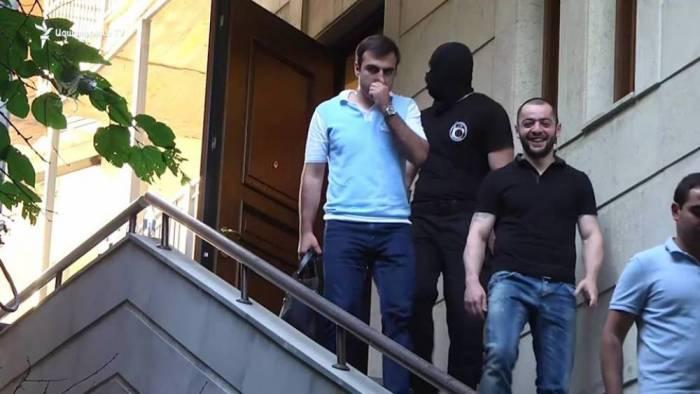 Sarkisyanın qardaşı oğluna cinayət işi açıldı