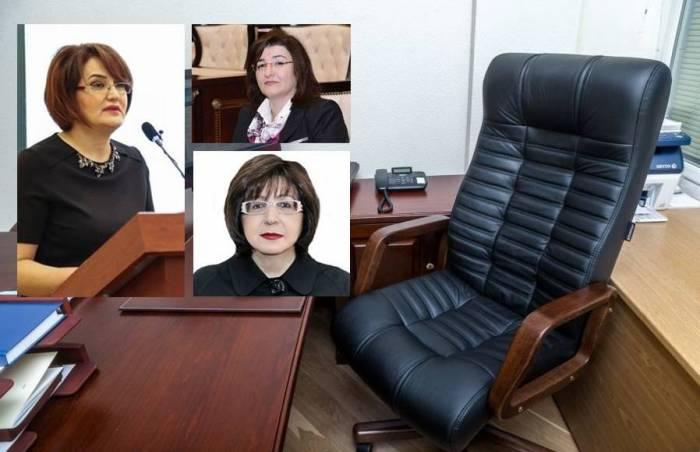 Azərbaycanda nazirlərin xanım müavinləri - DOSYE