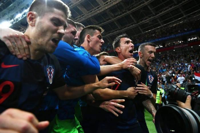 Xorvatiya finalda, rəqib Fransadır - Yenilənib