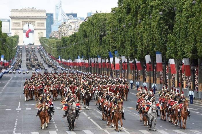 Défilé du 14 juillet: qui sont les pays invités et pourquoi ?