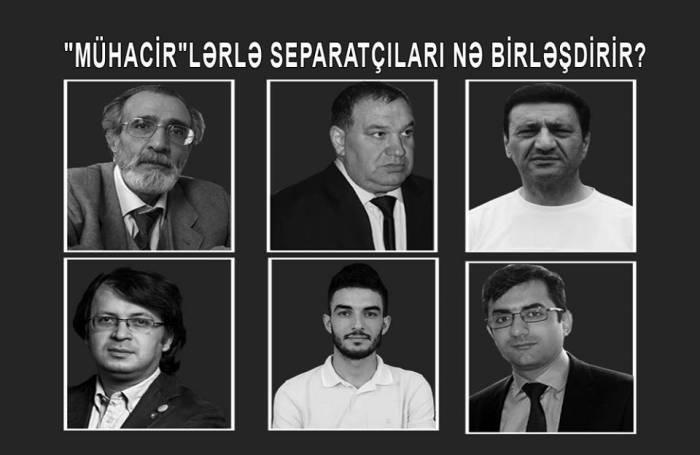 """""""Mühacir""""lərlə separatçıları nə birləşdirir? - VİDEO"""