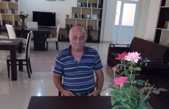 Evdən qovulan 70 yaşlı kişiyə dövlət sahib çıxdı - (VİDEO)