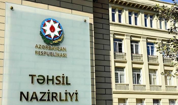 Təhsil Nazirliyinin kollegiyası müəyyənləşib