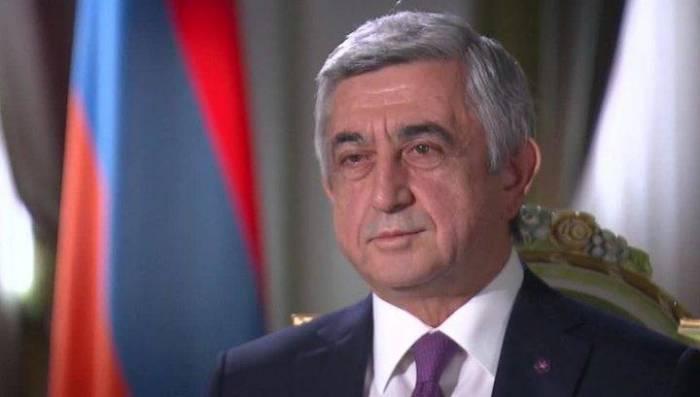 Sarkisyanın qudası dövlətə atıb-