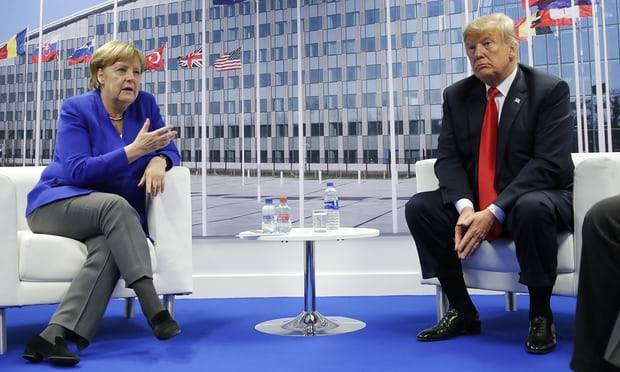 Donald Trump tells Nato allies to spend 4% of GDP on defence