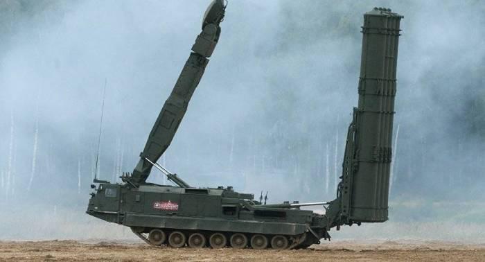 """بالفيديو...منظومة """"إس-300"""" تعترض صواريخ """"العدو"""""""