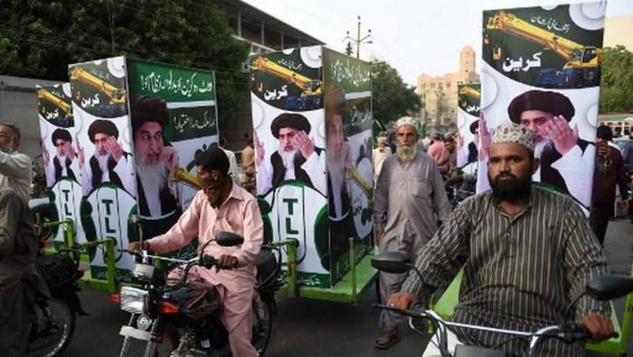 Pakistan les bureaux de vote pour les législatives ont