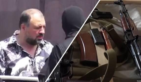 Dubayda erməni kriminal avtoritet saxlanılıb