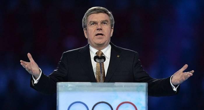 اللجنة الأولمبية الدولية مستعدة لقبول روسيا ودعم الإصلاحات في الرياضة الروسية