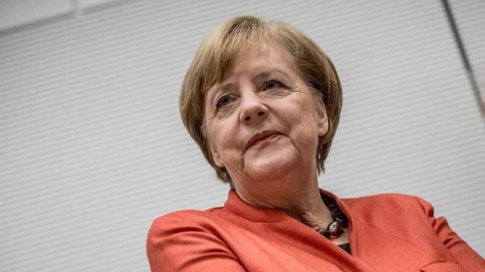 Merkel Azərbaycana gələcək