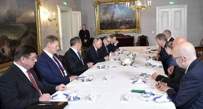قمة هلسنكي: محاولة لاستمالة بوتين نحو ائتلاف مفاجئ