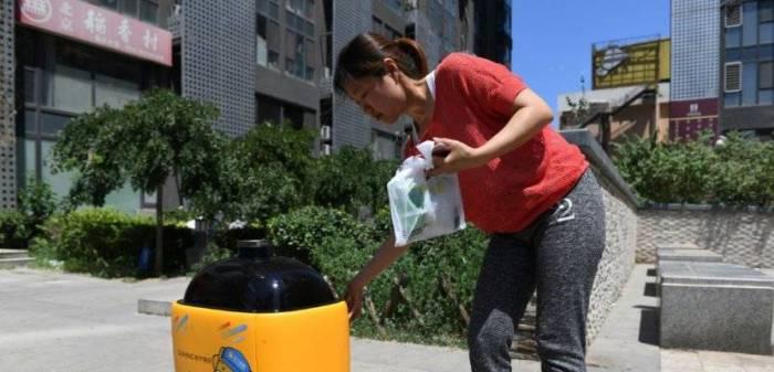 Des robots-livreurs dans les rues de Pékin