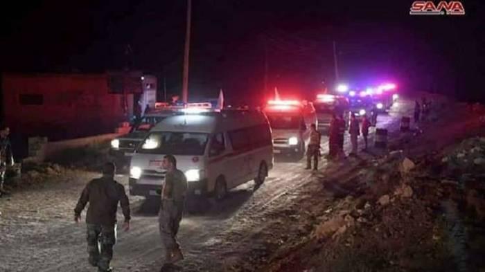 انتهاء إجلاء المدنيين عن كفريا والفوعة في ريف إدلب الشمالي
