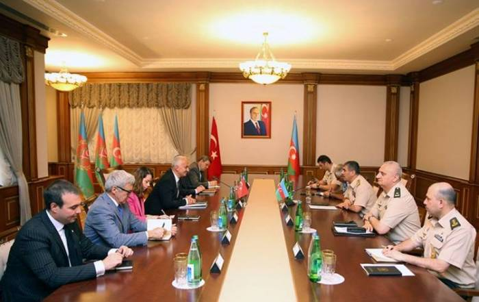 Azerbaijan, Turkey mull joint projects to apply new generation of combat aircraft, helicopters