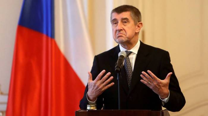 Czech PM signs power-sharing deal with Communist Party ahead of key vote