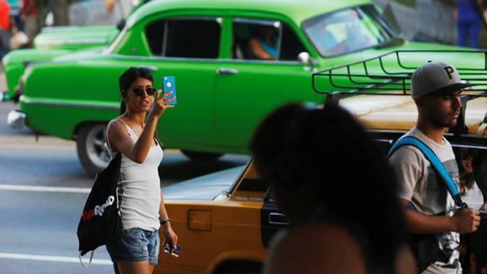 Internet a través de teléfonos celulares ya es una realidad en Cuba