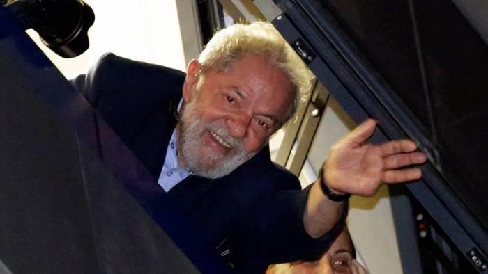 La Justicia brasileña rechaza la petición de declarar ilegal la candidatura de Lula a la Presidencia