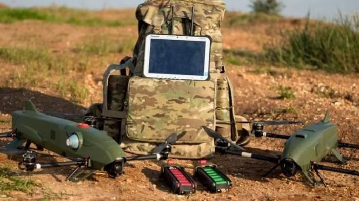 Halb Aufklärer, halb Bombe: Israel präsentiert Kamikaze-Drohne