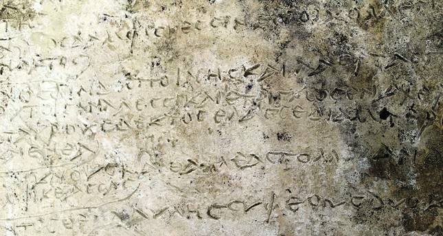 Oldest known extract Odyssey discovered on clay tablet in Greece