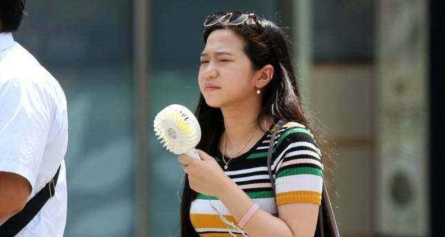 Highest temperature in history recorded in Japan amid heat wave