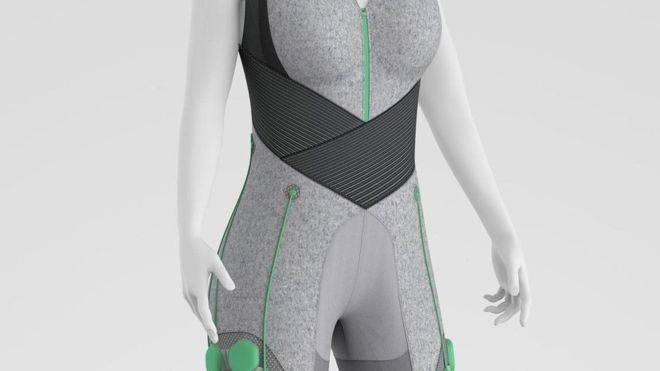 """""""بدلة إلكترونية"""" تساعد في الحركة وممارسة الأنشطة اليومية"""