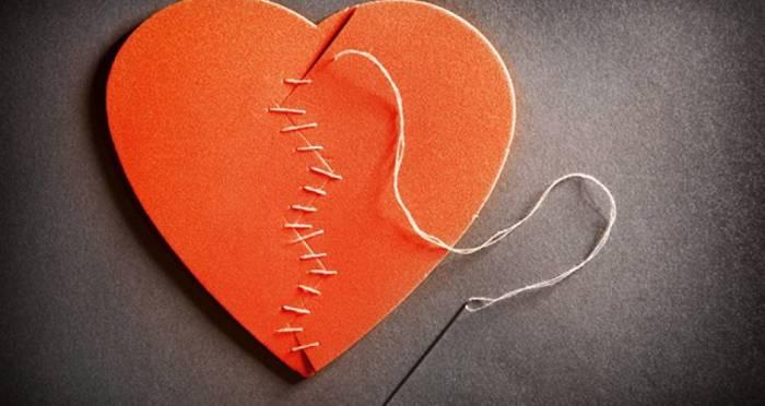Les chagrins d'amour à l'origine de troubles cardiaques