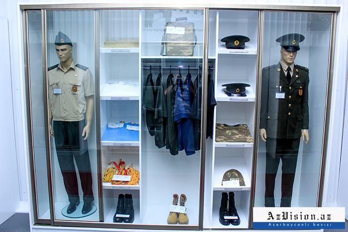 Azərbaycan Ordusunun Mərkəzi Əşya Bazası - FOTOLAR