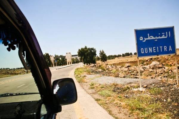 اتفاق على استعادة الأسد مناطق المعارضة في القنيطرة