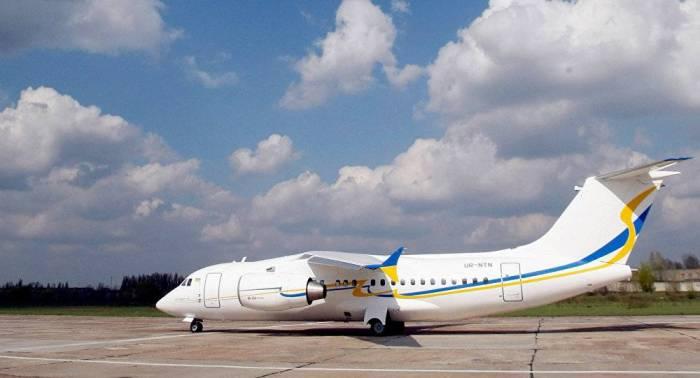 هبوط طائرة أوكرانية في مصر اضطراريا