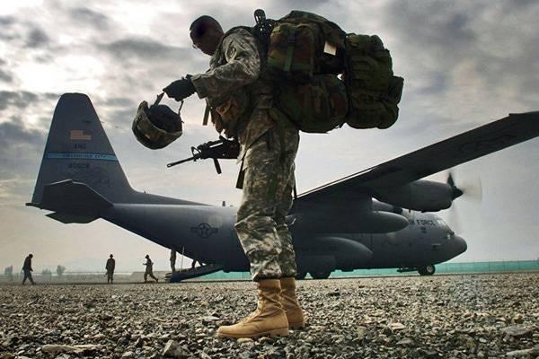 إصابة 22 أميركيا بقاعدة عسكرية في كاليفورنيا