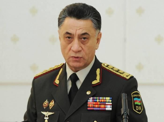 Azerbaijan's interior minister convenes board meeting