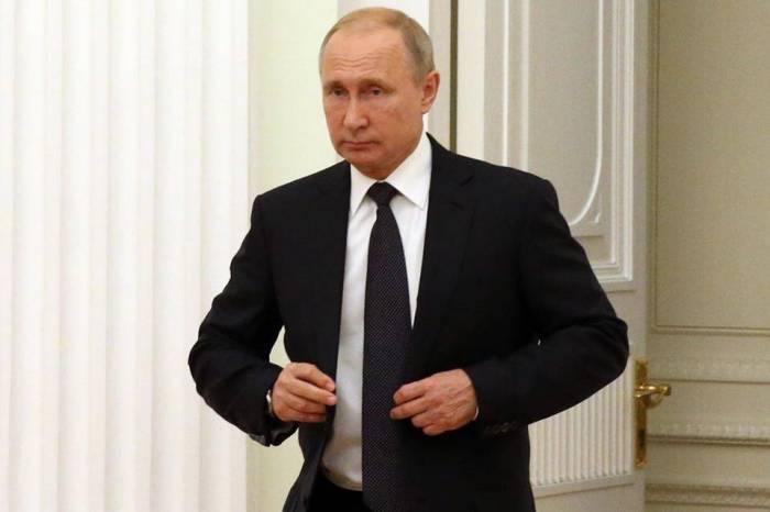 Poutine est arrivé à Helsinki pour le sommet avec Trump