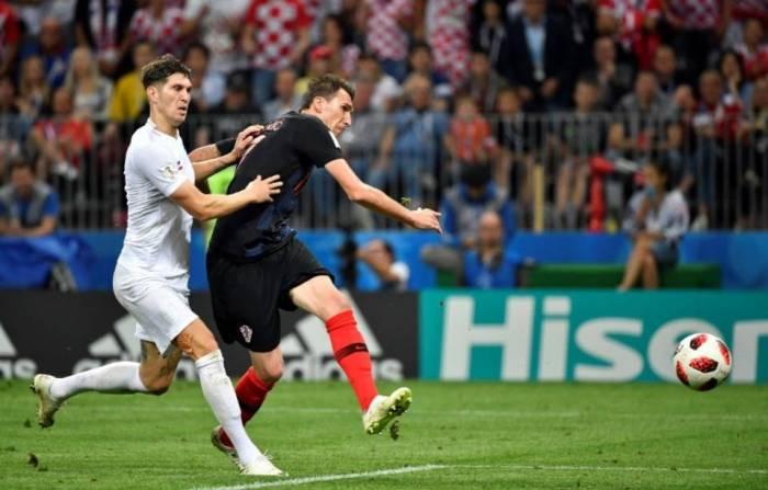 Coupe du monde 2018:la Croatie rejoint la France en finale