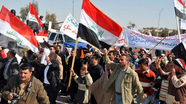 Protesters in Iraq attempt to storm Basra administration building