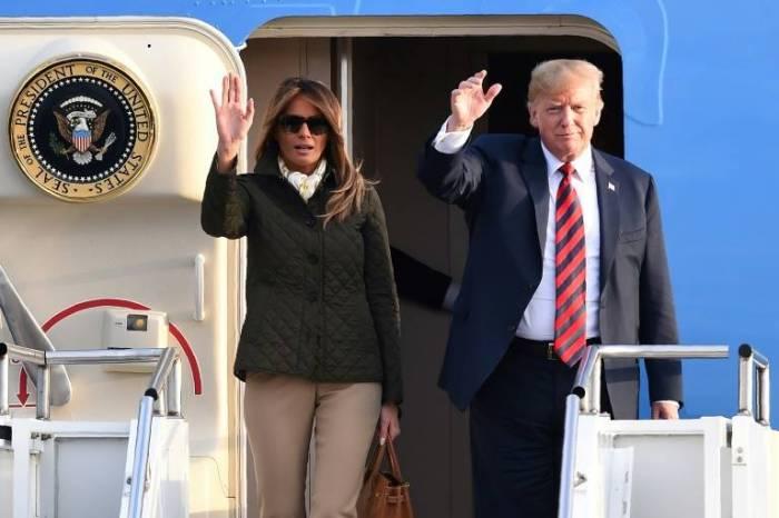 Trump en Ecosse, dernière étape d
