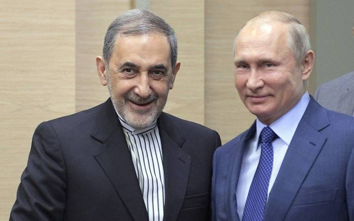 İran Suriyadan bir şərtlə çıxa bilər