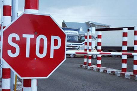 """""""Siniq Korpu"""" post on Azerbaijan-Georgia border working in normal mode - customs"""