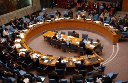 UN Security council imposes an arms embargo on South Sudan