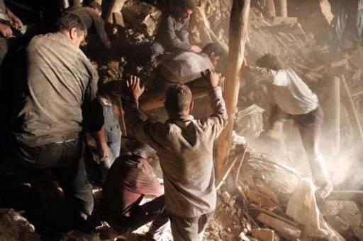 146 people injured after 5.9-magnitude quake shakes western Iran