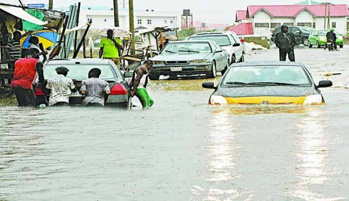 44 dead, 20 missing in flood-hit NW Nigeria