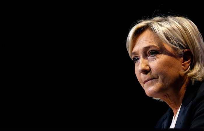 European Parliament cuts subsidies for Marine Le Pen