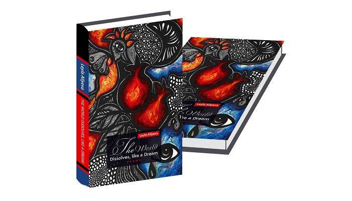 Leyla Əliyevanın kitabı Londonda nəşr olunub