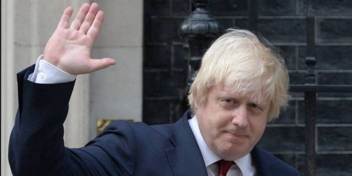 GB: Boris Johnson retrouve son job d