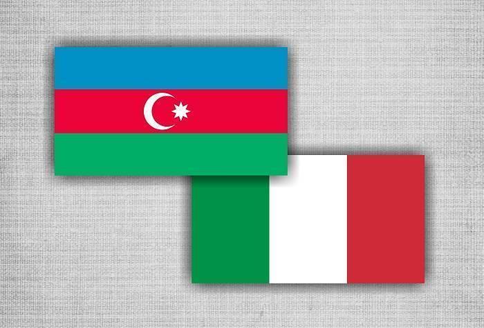 Firmados los documentos entre Azerbaiyán e Italia