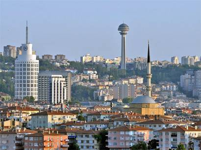 Several ministries merged in Turkey