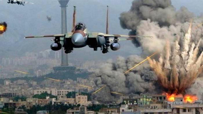 ABŞ Suriyanı vurdu: 30 ölü